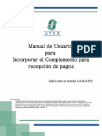 Complemento Pagos PACWEB