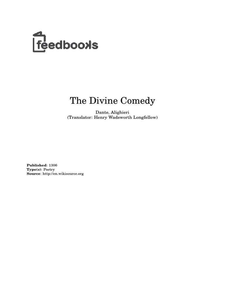 3766f965dd5 Dante - The Divine Comedy