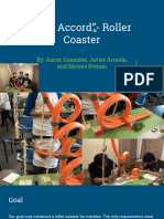 roller coaster- project