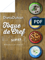 eBook Sopas low carb
