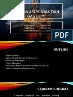 Akumulasi Minyak Dan Gas Bumi