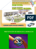 Curso Prevencion Riesgos Laborales Accidentes Metodos Factores Tipos Control Higiene Industrial Fundamentos Deteccion