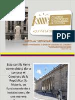 Cartilla Congreso Nueva