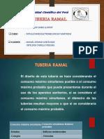 TUBERIA-RAMAL