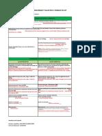 Registro de Acciones Prventivas y Correrctivas