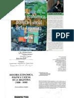 Historia económica, política y social de la Argentina (1880-2000); Mario Rapoport (Libro completo ed.Macchi)