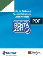 Caso Practico Renta Trabajo Fuente Extranjera 2017