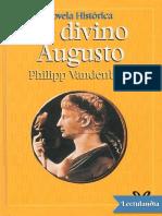 El Divino Augusto - Philipp Vandenberg
