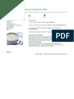 Creme de Courgette - Imagem Principal - Dica - Imagens Etapa - 2012-03-01