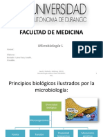 Microbiología (Tema 1)