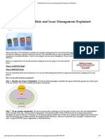 PRINCE2 Risk and Issue Management Explained _ PRINCE2