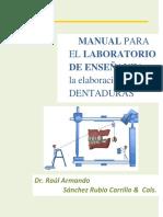 Manual de Protesis Total para Septimo Semestre.pdf