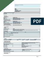 Formato 1 Registro de Proyecto