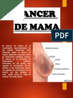 Presentacion Cancer de Mama