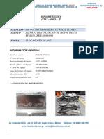 Ot17 - 0253 - t - Aesa Uop Cerro Lindo , Informe Tecnico - c