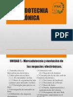 UNIDAD 1 Mercadotecnia Electronica
