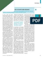 End a Cholera Epidemic in South Sudan Declare_Lancet 17feb