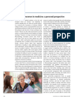 Mentoring Women in Medicine_ a Personal Perspective_Lancet 10Feb