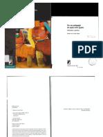 Por Una Pedagogía de Ayuda Entre Iguales. Reflexiones y Prácticas. Maribel de La Cerda Toledo