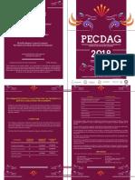 PECDAG 2018