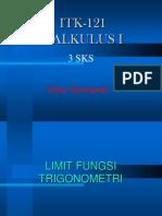 02-Limit Fungsi Trigonometri
