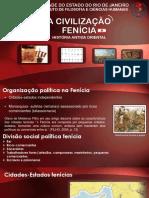 FENÍCIOS (TRABALHO MARIA REGINA)