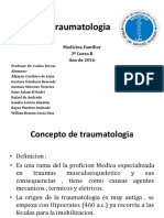 Trauma Medicina Familiar