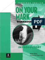 Workbook on Your Mark 1