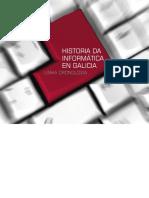 Libro Historia Da Informatica en Galicia