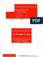 Integrasi sel