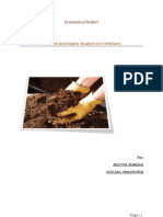 Economics Project Fertilisersfinal Print
