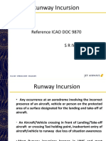 Runway Incursion PPT