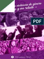 25 de Noviembre Día de La No Violencia Contra La Mujer