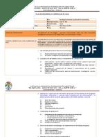 Plan Desarrollo Curricular Investigacion