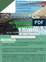 Hidrostatica 2017-II - I. Civil