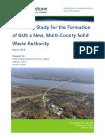 GUS Trash Feasibility Study