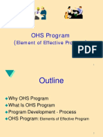 OHS Program