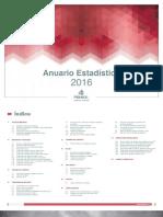 Anuario Estadistico 2016 PEMEX