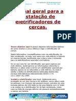 Manual geral para a instalação de eletrificadores de cercas elétrica.pdf