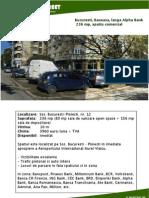 Bucuresti, Baneasa, Langa Alpha Bank, 236 Mp