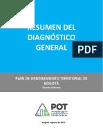 Resumen de Diagnóstico Del POT
