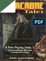 Macabre Tales (Core Book)