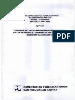 360004347 30 SE M 2015 Pedoman Metode Perencanaan Penggalian Dan Sistem Perkuatan Terowongan Jalan PDF