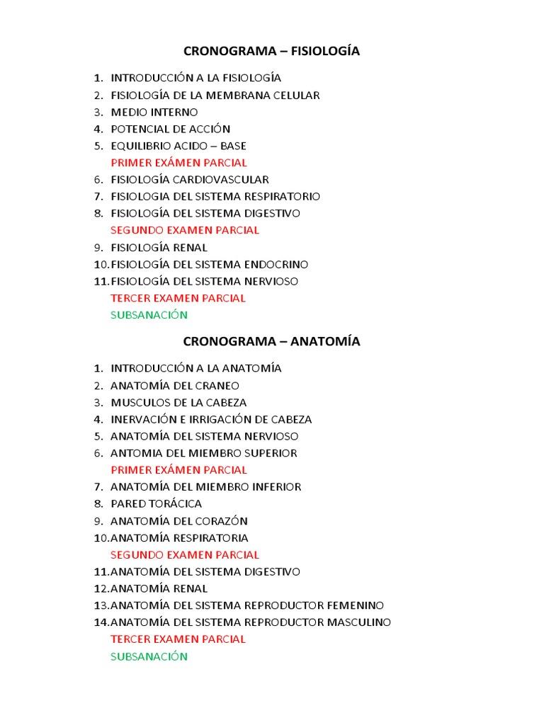 Hermosa Lo Que Es La Anatomía Y Fisiología 2 Modelo - Anatomía de ...