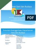 Departemen Seni Dan Budaya