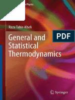 [Raza Tahir-Kheli] General and Statistical Thermod(BookSee.org)