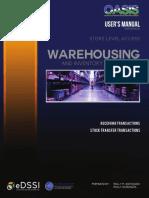 Warehousing - Store Level
