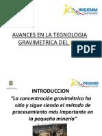 Avances en La Tegnologia Gravimetrica Del Oro Presentacion
