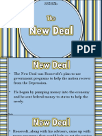 student ppt the great depression and new deal