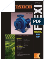 FLEXI Water Pumps